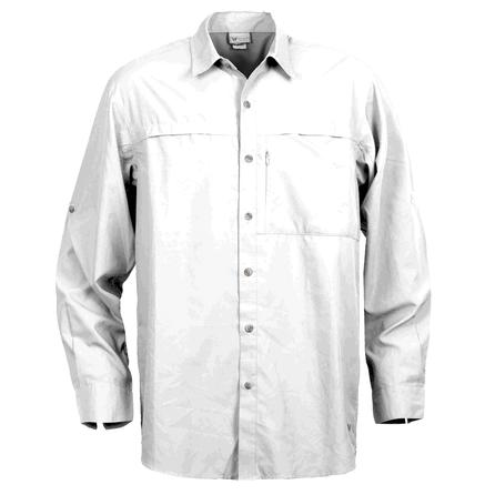White Sierra Kalgoorlie Long Sleeve Shirt (Men's) -