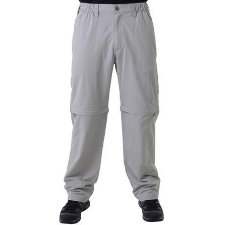 White Sierra Point Convertible Pant (Men's) -