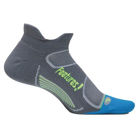 Feetures Elite Light Cushion No Show Tab Running Socks (Men's) -