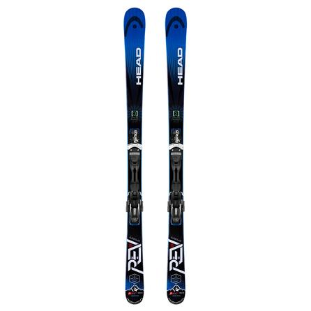 Head Rev 85 Pro Ski System with Bindings (Men's) -