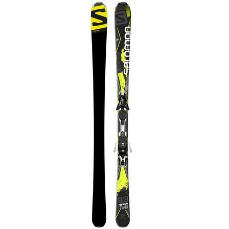Salomon X Drive 8.3 Ski System with Bindings (Men's) -