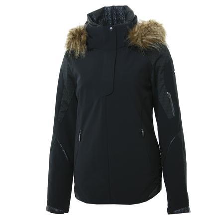 Spyder Posh Insulated Faux Fur Ski Jacket (Women's) -
