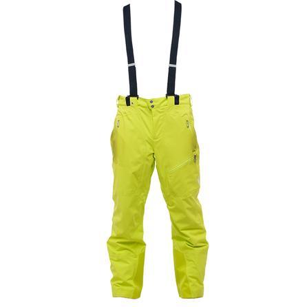 Spyder Propulsion Insulated Ski Pant (Men's) - Sharp Lime