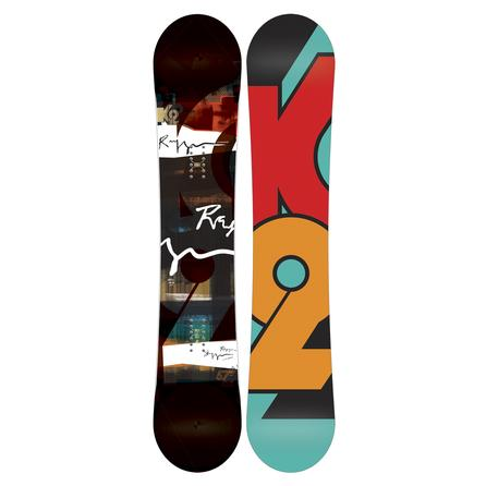 K2 Raygun Wide Snowboard (Men's) -