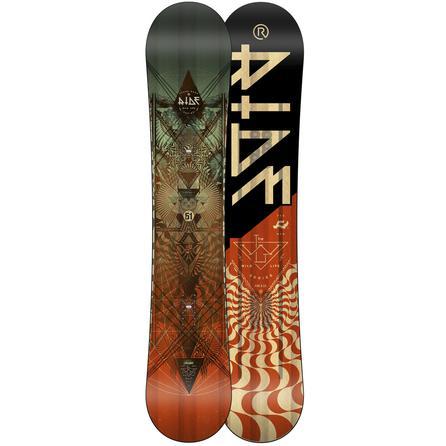 Ride Wild Life Wide Snowboard (Men's) -
