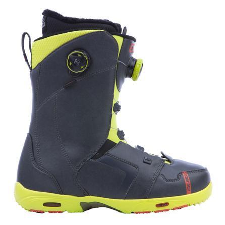 Ride Lasso BOA Snowboard Boot (Men's) - Charcoal/Gray