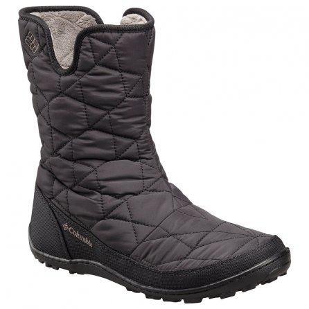 Columbia Minx Slip II Omni-Heat Boot (Women's) - Black/Quarry