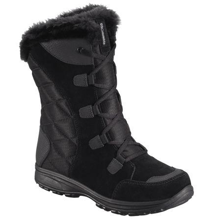 Columbia Ice Maiden Lace II Boot (Women's) - Black/Gray
