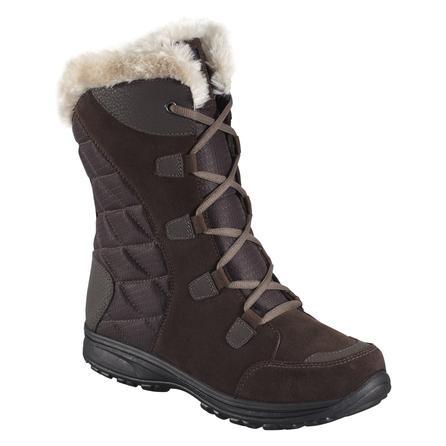 Columbia Ice Maiden Lace II Boot (Women's) - Cordovan/Siberia