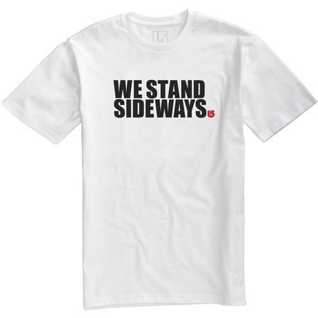 Burton Sideways Short Sleeve T-Shirt (Men's) -
