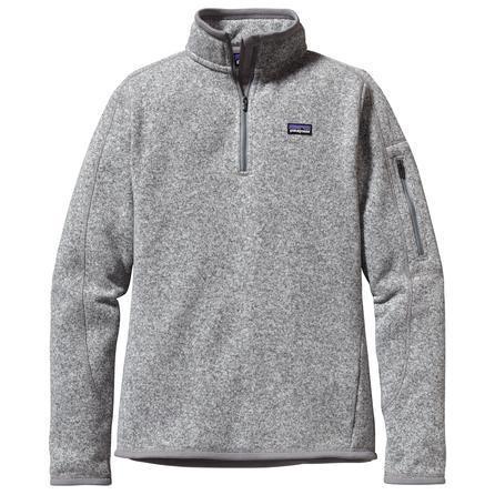 Patagonia Better Sweater 1/4-Zip Fleece Top (Women's) -