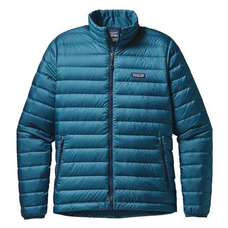 Patagonia Down Sweater Jacket (Men's) - Deep Sea Blue/Navy Blue