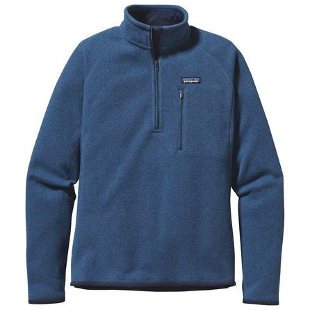Patagonia Better Sweater Men's 1/4-Zip Fleece Top (Men's) -