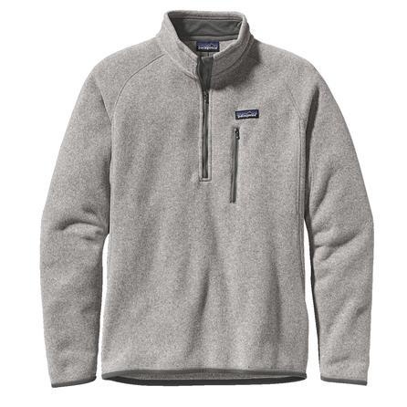 Patagonia Better Sweater Men's 1/4-Zip Fleece Top (Men's) -