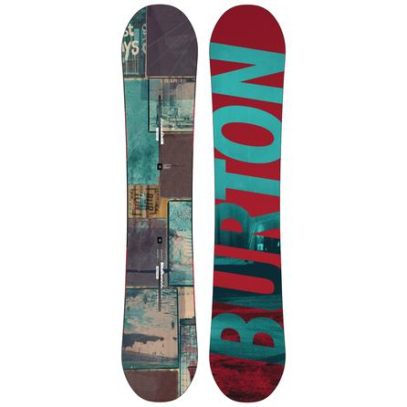 Burton Process Off-Axis Local Snowboard (Men's) -