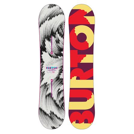 Burton Feelgood Smalls Snowboard (Girls') -