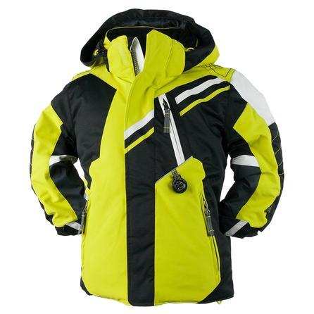 Obermeyer Fusion Ski Jacket (Little Boys') - Lightsaber