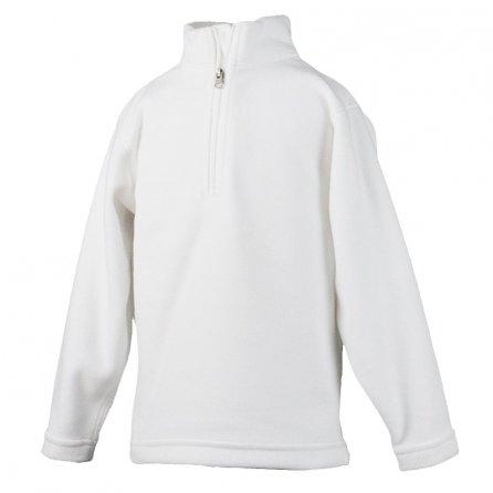 Obermeyer Ultragear 100 Fleece Top (Boys') - White