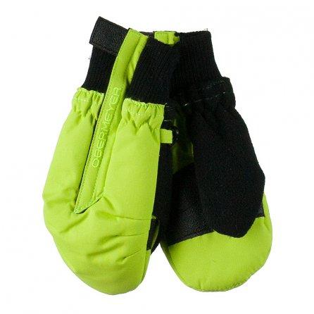 Obermeyer Thumbs Up Mitten (Little Kids') - Screamin Green