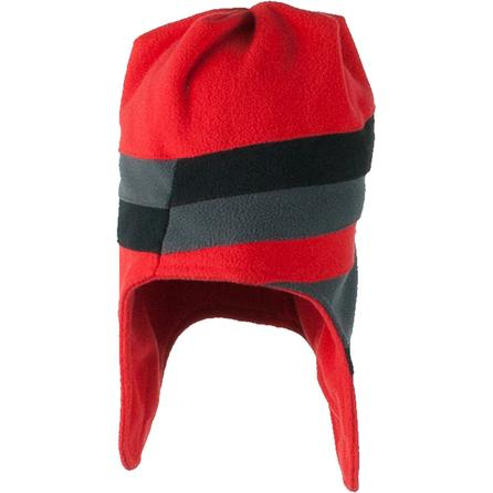 Obermeyer Form Fleece Hat (Little Boys') - Lava