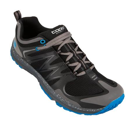 Topo MT Trail Running Shoe (Men's) - Black/Royal Blue/Baby Blue