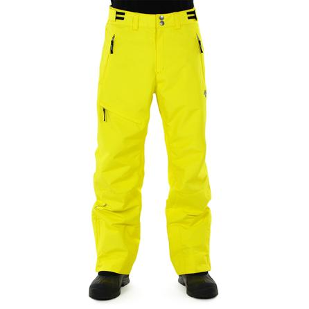 Descente Best Shell Ski Pant (Men's) - Yellow