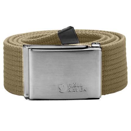 Fjallraven Canvas Belt (Men's) -
