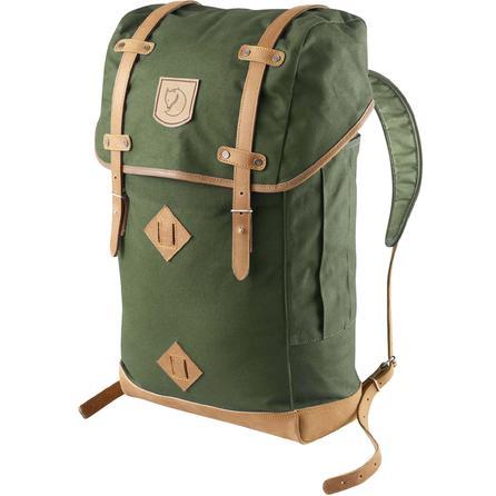 Fjallraven Rucksack No 21 Large Backpack - Green