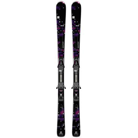 Salomon Lava Ski System with Bindings (Women's) -