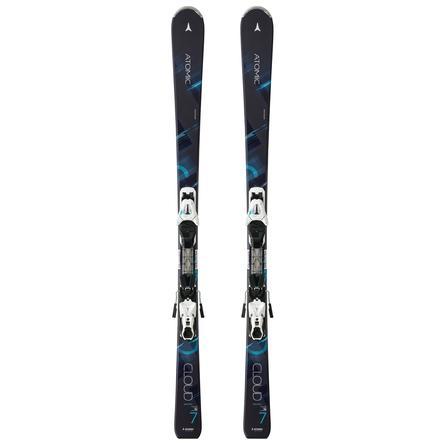 Atomic Cloud 7 Ski System with Bindings (Women's) -