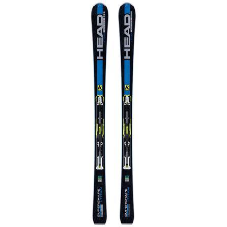 Head Supershape Titan Ski System with Bindings (Men's) -