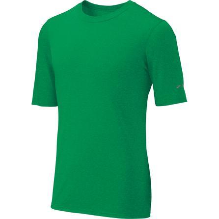 Brooks EZ T III Running Shirt (Men's) - Fern