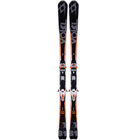 Volkl RTM 81 Ski System with Bindings (Men's) -