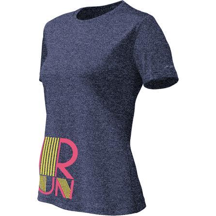 Brooks EZ II T Running Shirt (Women's) - Nightlife