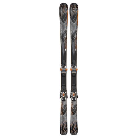 K2 Amp Rictor 82 XTI Ski System with Bindings (Men's) -