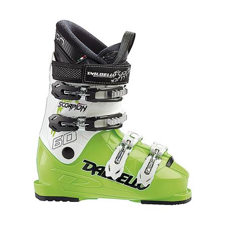 Dalbello Scorpion 60 Junior Ski Boot (Kids') - Lime/White