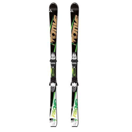 Fischer Motive 76 Ski System with Bindings (Men's) -