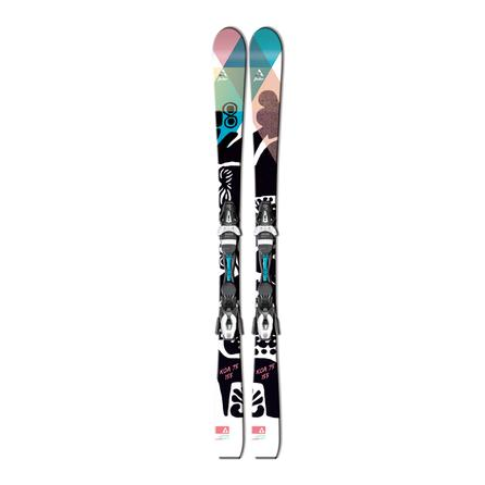 Fischer KOA 75 Ski System with Bindings (Women's) -