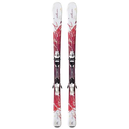 Elan Zest Ski System with Bindings (Women's) -