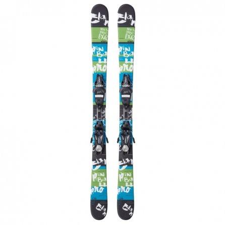 Elan Junior Pinball Pro Skis with QT 7.5 Bindings (Kids') -
