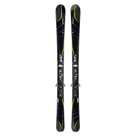 Elan Amphibio WaveFlex 88 XTI Ski System with Bindings (Men's) -