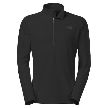 The North Face Stokes 1/4-Zip Sweater (Men's) - TNF Black