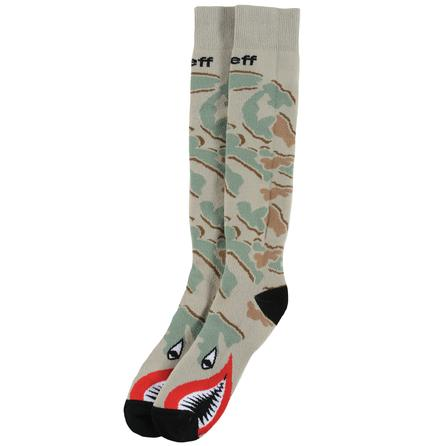 Neff Camo Thunder Snow Sock (Men's) -