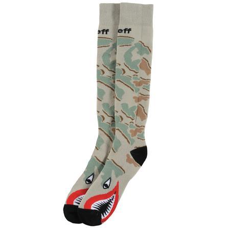 Neff Camo Thunder Snow Sock (Men's) -