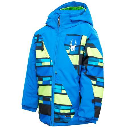 Spyder Mini Enforcer Ski Jacket (Little Boys') -