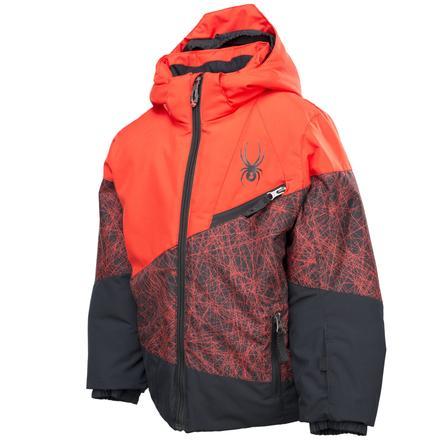 Spyder Mini Ambush Ski Jacket (Toddler Boys') -