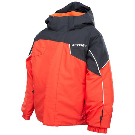 Spyder Mini Guard Insulated Ski Jacket (Little Boys') -