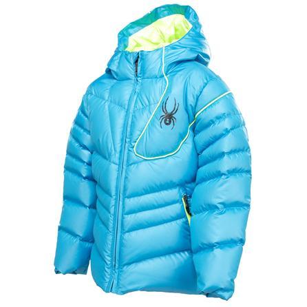 Spyder Mini Upside Down Jacket (Little Boys') -