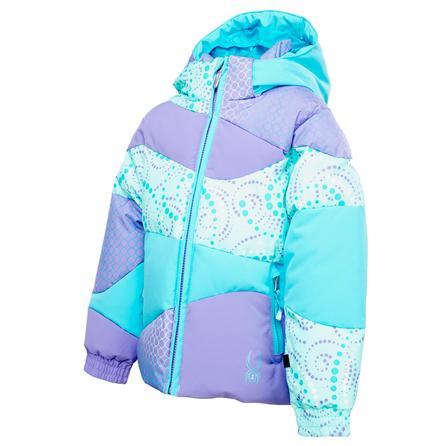 Spyder Bitsy Duffy Puff Ski Jacket (Little Girls') -