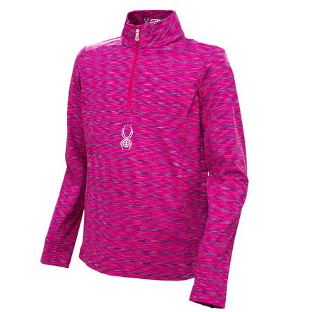 Spyder Bocca Poly Stretch Mid-Layer Top (Girls') -